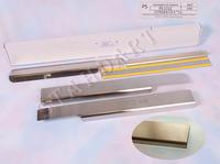 Накладки порогов Standart Natanika для Citroen C4 2011- PS-CI12 (4 шт.)