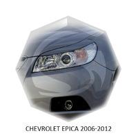 Реснички на фары CarlSteelman для Chevrolet Epica 2006-2012
