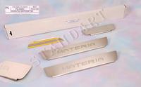 Накладки порогов Standart Natanika для Daihatsu MATERIA 2008- PS-DH01 (4 шт.)