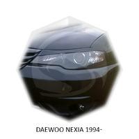 Реснички на фары CarlSteelman для Daewoo Nexia 1994-