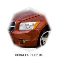 Реснички на фары CarlSteelman для Dodge Caliber 2006-2011