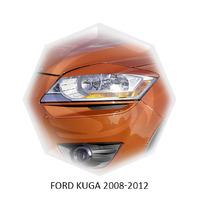 Реснички на фары CarlSteelman для Ford Kuga 2008-2012