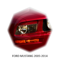 Реснички на фары CarlSteelman для Ford MUSTANG 2005-2014