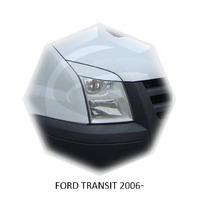 Реснички на фары CarlSteelman для Ford Transit 2006-