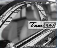 Дефлекторы окон вставные Heko для Alfa Romeo 147 2000-2010 5D к-т (4шт.)