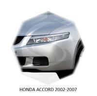Реснички на фары CarlSteelman для Honda Accord 2002-2007