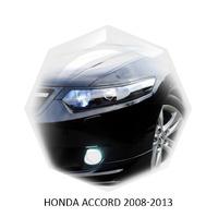 Реснички на фары CarlSteelman для Honda Accord 2008-2013