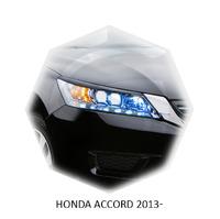 Реснички на фары CarlSteelman для Honda Accord 2013-