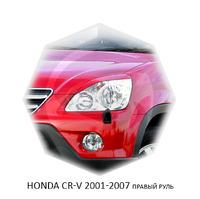 Реснички на фары CarlSteelman для Honda CR-V 2001-2004