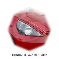 Реснички на фары CarlSteelman для Honda FIT 2001-2007