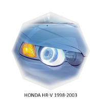 Реснички на фары CarlSteelman для Honda HR-V 1998-2003