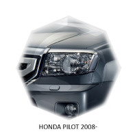 Реснички на фары CarlSteelman для Honda Pilot 2008-2015
