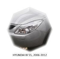 Реснички на фары CarlSteelman для Hyundai ix55 2006-2012