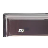 Дефлекторы окон клеящиеся AE-tech для Fiat Albea 2006- Sedan