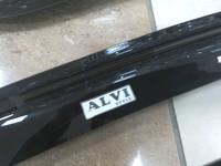 Дефлекторы окон клеящиеся ALVI-style для Audi A6 2005- (С6) Sedan