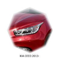 Реснички на фары CarlSteelman для KIA Ceed 2013-