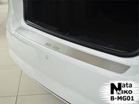 Накладки бампера без загиба Natanika для MG 350 2012- B-MG01 (1 шт.)