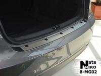 Накладки бампера без загиба Natanika для MG MG 6 2013- (седан) B-MG02 (1 шт.)