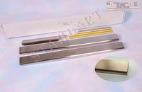 Накладки порогов Standart Natanika для Chery QQ 2008- PS-CR05 (4 шт.)