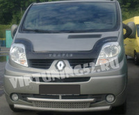 Дефлектор капота VIP TUNING для Renault Trafic 2001-