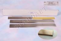 Накладки порогов Standart Natanika для Chery TIGGO 2007- PS-CR06 (4 шт.)