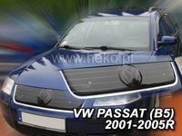 Зимняя защита радиатора Volkswagen Passat B5 2001-2005 (верхняя)